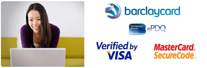 Barclaycard ePDQ Secure Payments